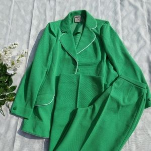 Vintage Bleyle for Hooper pants Suit Size 12